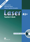 Laser A1+: Teacher's Book, w. DVD-ROM and Digibook