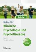 Klinische Psychologie und Psychotherapie. Bachelor - Bd.2