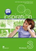 New Inspiration: Workbook; Level.3