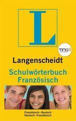 LG Schulwörterbuch Französisch  (TING)