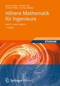 Höhere Mathematik für Ingenieure: Lineare Algebra; Bd.II