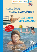 Alles über Schwimmsport, Deutsch-Englisch, m. Audio-CD - All About Swimming, English-German