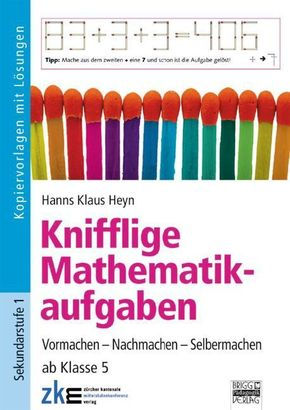 Knifflige Mathematikaufgaben
