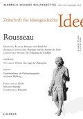 Zeitschrift für Ideengeschichte: Rousseau; Jg.2012/6,2