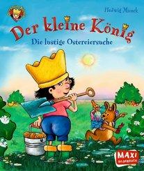 Der kleine König, Die lustige Ostereiersuche