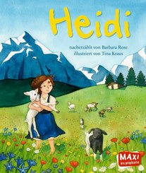 Heidi - Maxi Bilderbuch