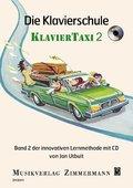 Die Klavierschule KlavierTaxi, m. Audio-CD - Bd.2