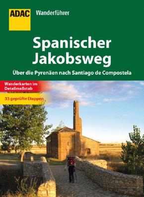 ADAC Wanderführer Spanischer Jakobsweg