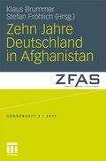 Zehn Jahre Deutschland in Afghanistan