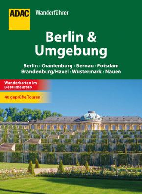 ADAC Wanderführer Berlin & Umgebung