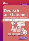 Deutsch an Stationen SPEZIAL - Grammatik 3-4