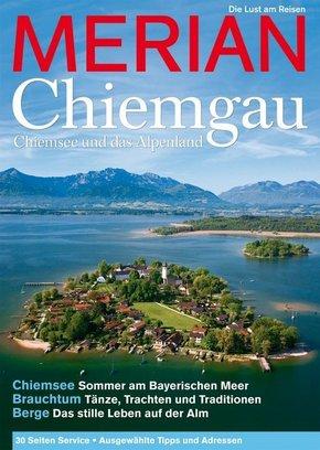 MERIAN Chiemgau