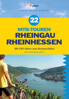 22 MTB-Touren Rheingau, Rheinhessen