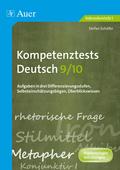 Kompetenztests Deutsch 9/10
