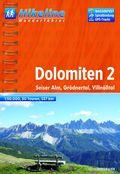 Hikeline Wanderführer Dolomiten - Bd.2