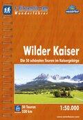 Hikeline Wanderführer Wilder Kaiser