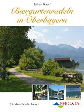 Biergartenradeln in Oberbayern