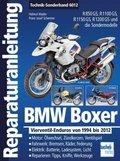 BMW Boxer Vierventil-Enduros von 1994 bis 2012