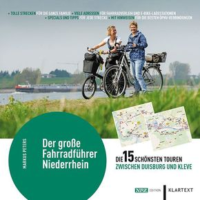 Der große Fahrradführer Niederrhein
