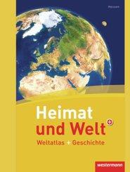 Heimat und Welt, Weltatlas (2011): Hessen