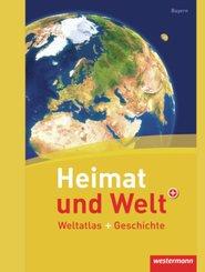 Heimat und Welt, Weltatlas (2011): Ausgabe Bayern