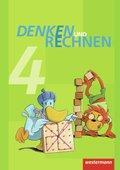 Denken und Rechnen, Ausgabe 2011: 4. Schuljahr, Schülerband
