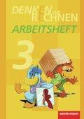 Denken und Rechnen, Ausgabe 2011: Denken und Rechnen / Denken und Rechnen - Ausgabe 2011 für Grundschulen in Hamburg, Bremen, Hessen, Niedersachsen, Nordr