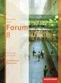 Forum, Realschule Bayern 2012: 8. Jahrgangsstufe, Wirtschaft und Recht, Schülerband