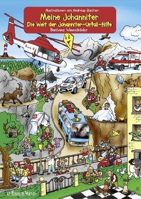 Meine Johanniter - Die Welt der Johanniter-Unfall-Hilfe