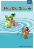 Welt der Zahl, Ausgabe 2010 Baden-Württemberg: 4. Schuljahr, Schülerband