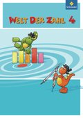 Welt der Zahl, Ausgabe 2010 Berlin, Brandenburg, Bremen, Mecklenburg-Vorp, Thüringen u. Sachsen-A.: 4. Schuljahr, Schülerband