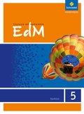 Elemente der Mathematik (EdM) SI, Ausgabe Sachsen (2012): 5. Schuljahr, Schülerband