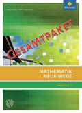 Mathematik Neue Wege SII, Ausgabe 2011: Gesamtpaket, 3 Bde.m. CD-ROM