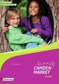 Camden Market Junior: 3. Klasse, Workbook mit Audio-CD