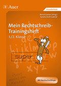 Mein Rechtschreib-Trainingsheft, 1./2. Klasse