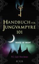 House of Night - Das Handbuch für Jungvampyre