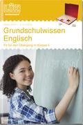 LÜK: Grundschulwissen Englisch, 4. Klasse