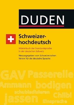 Duden Schweizerhochdeutsch