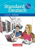 Standard Deutsch: 9./10. Schuljahr, Leseheft Sachtexte