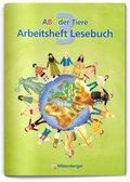 ABC der Tiere: 3. Schuljahr, Arbeitsheft Lesebuch