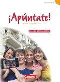 ¡Apúntate! - Spanisch für Gymnasien (Ausgabe 2008): Paso al bachillerato - Schülerbuch; Bd.5