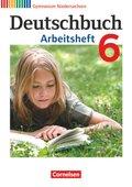 Deutschbuch, Gymnasium Niedersachsen: 6. Schuljahr, Arbeitsheft