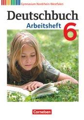 Deutschbuch, Gymnasium Nordrhein-Westfalen: Deutschbuch Gymnasium - Nordrhein-Westfalen - 6. Schuljahr