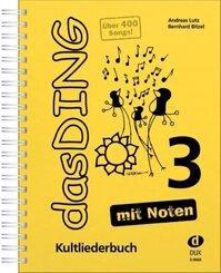 Das Ding - mit Noten - Bd.3