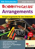 Boomwhackers Arrangements, m. Audio-CD