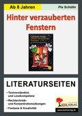 "Cornelia Funke ""Hinter verzauberten Fenstern"" - Literaturseiten"