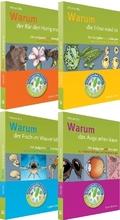 Biologisches Wissen in Frage und Antwort, 4 Bde. m. CD-ROM