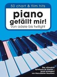 Piano gefällt mir!, Klebebindung - Bd.1