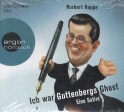Ich war Guttenbergs Ghost, 3 Audio-CDs