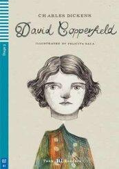 David Copperfield, m. Audio-CD